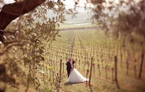 Nieuwsbericht: Bruiloft in het buitenland