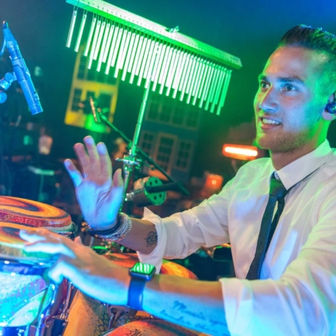 Marvin | Percussion