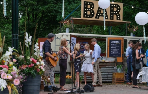 Nieuwsbericht: De bruiloft van: Onno & Astrid - Festival Chique