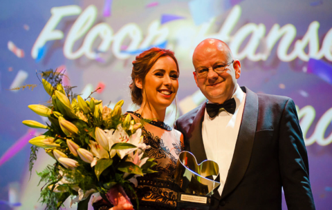 Nieuwsbericht: Winnaar Dutch Wedding Awards 2017!