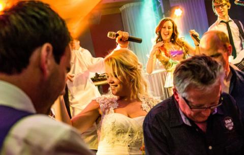 Nieuwsbericht: Coverband voor je bruiloft
